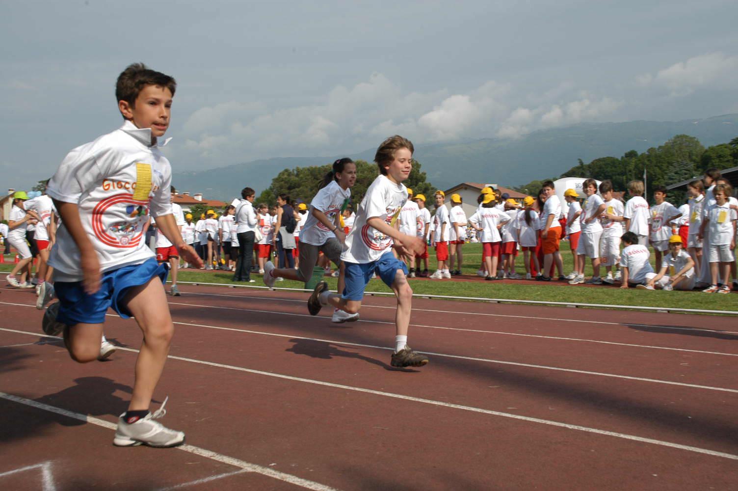 Festa dello Sport e Staffetta delle Generazioni a Marina di Pietrasanta