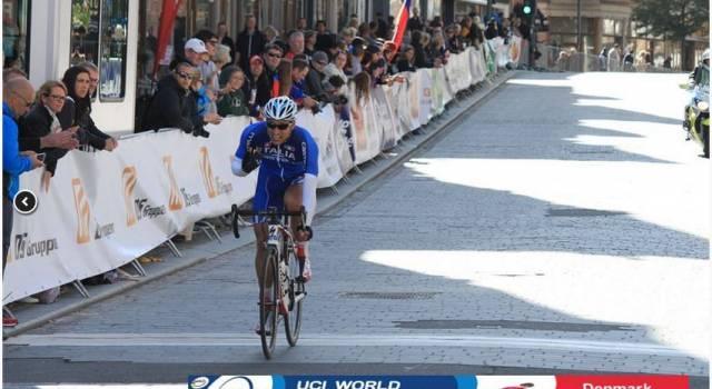 Bronzo ai Mondiali master di ciclismo per Diego Rubini