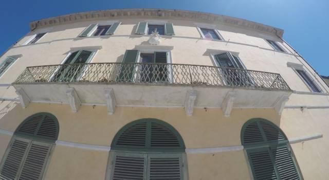 Alla scoperta di Villa Borbone con Galatea Versilia