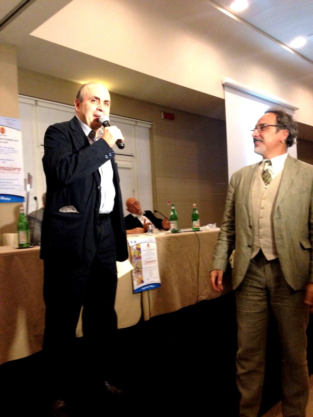 Premio Letterario Camaiore, trionfa Fabrizio Dall'Aglio