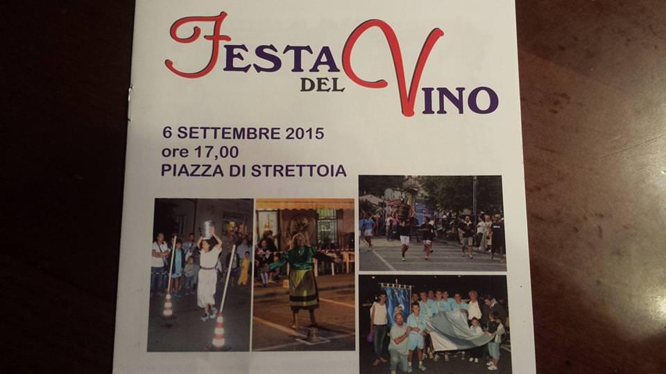Festa del Vino. Avanti tutta verso l'edizione 2016