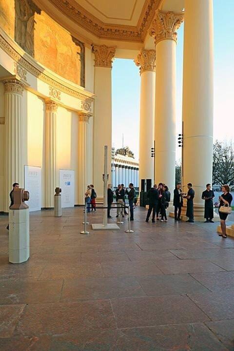 Pietrasanta e il Centro Arti Visive alla Biennale di Mosca