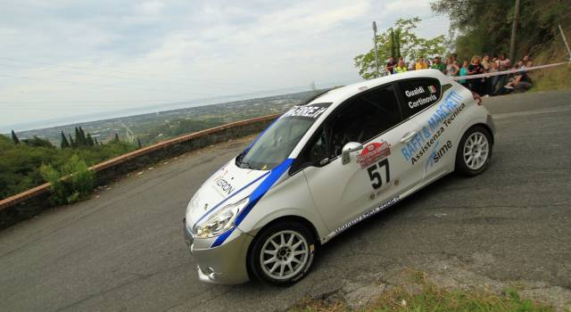 Rally di Camaiore, la Kappaerre terza nella classifica delle scuderie