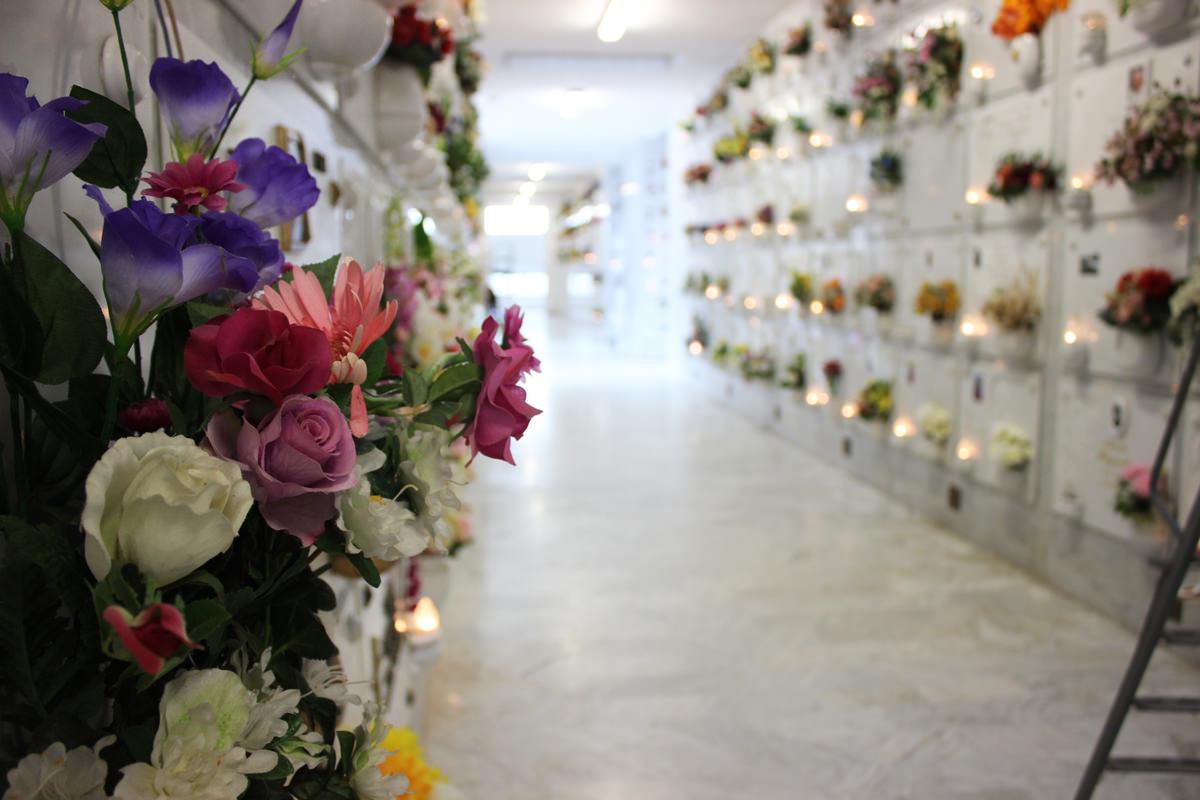 Furti seriali al cimitero: denunciata un'anziana donna