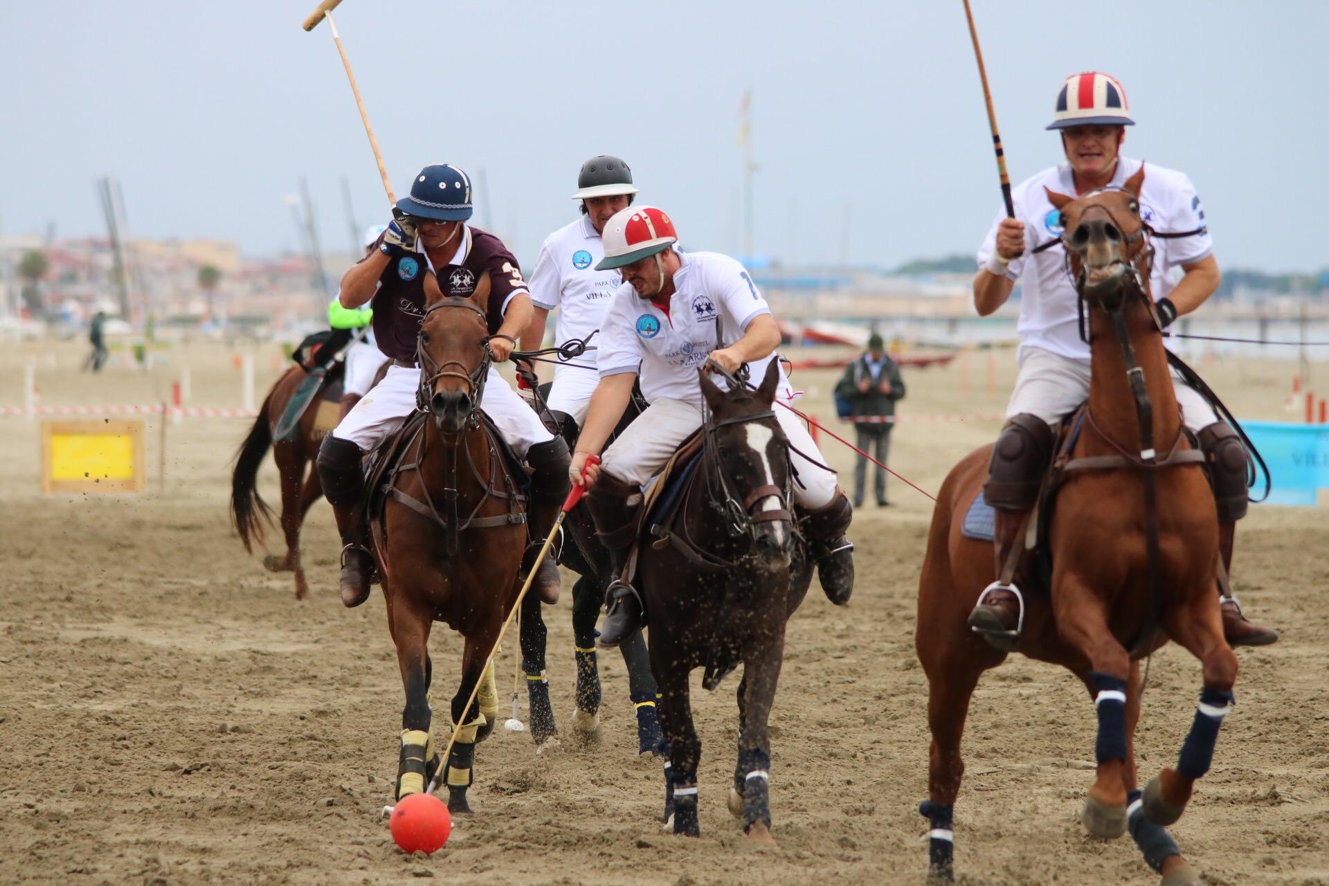 Fipa Group e Villa Ariston si contendono la Polo Beach Cup