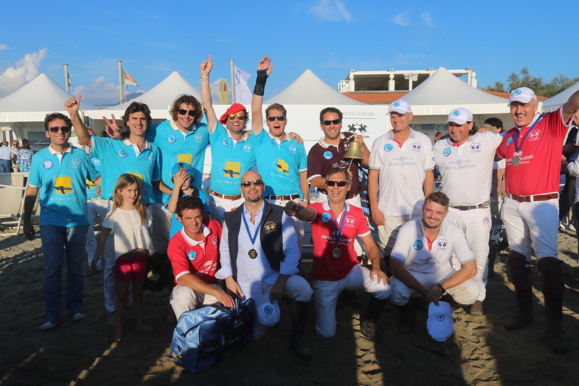 Al Fipa Group la Polo Beach Cup