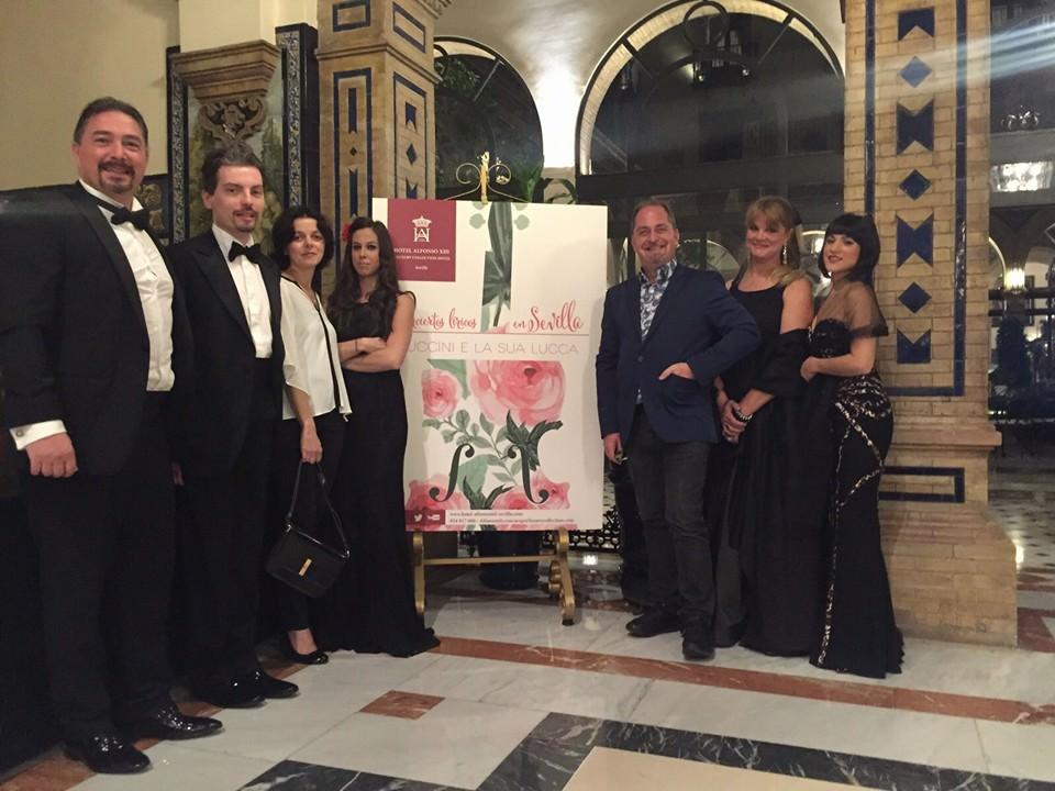Grande successo a Siviglia per il Puccini e la sua Lucca Festival