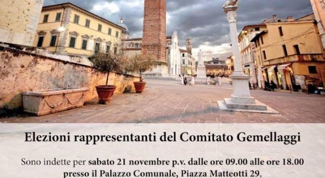 Elezioni Comitato Gemellaggi a Pietrasanta