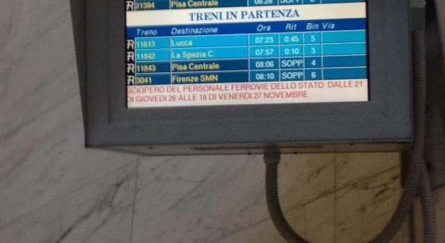 Treni, non scattano a giugno i bonus pendolari
