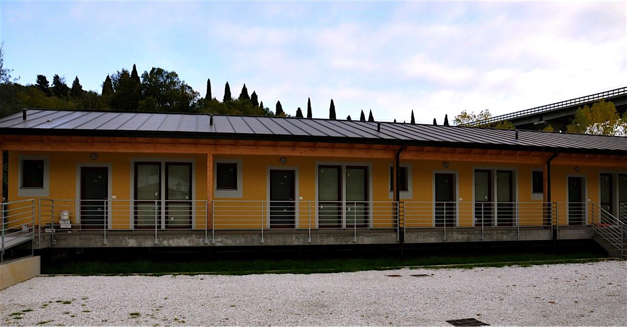 Cinque alloggi per le famiglie in difficoltà alla Ficaia