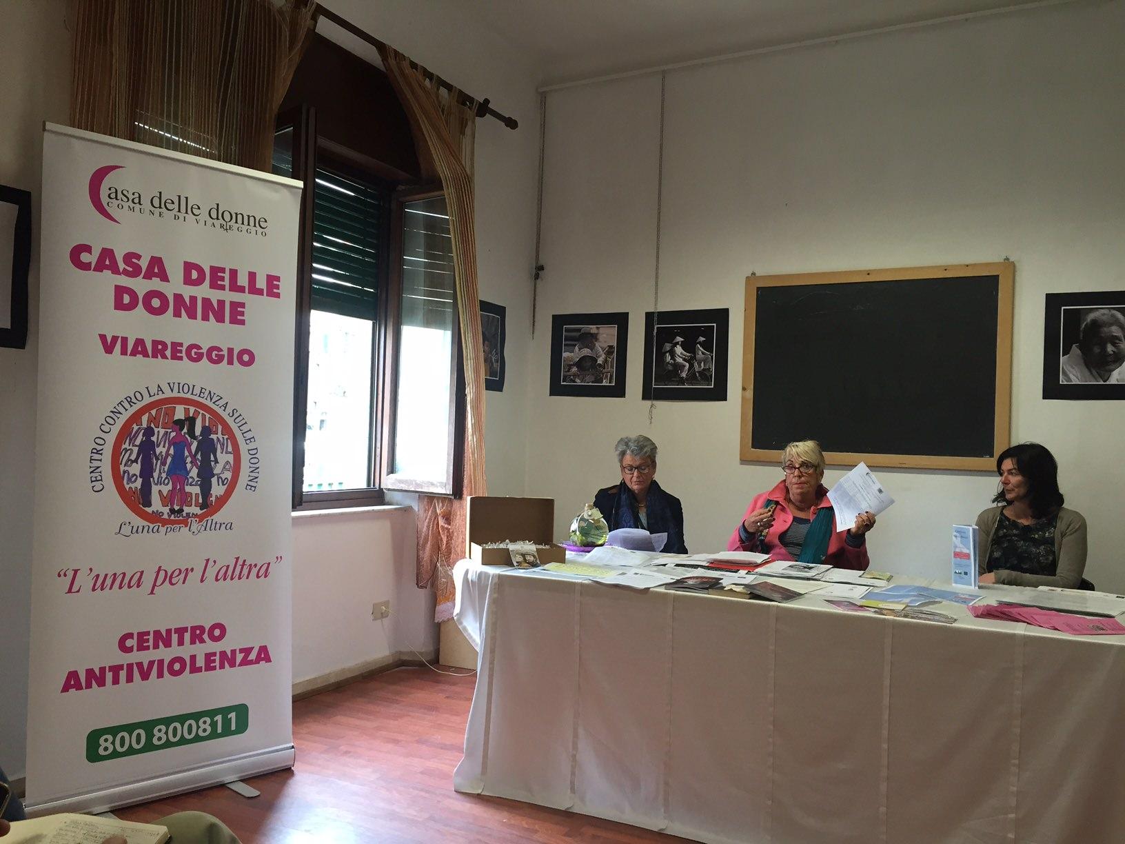 La Casa delle Donne di Viareggio ringrazia Mara Carfagna