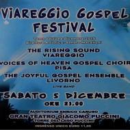 Festival Gospel a Viareggio per beneficenza