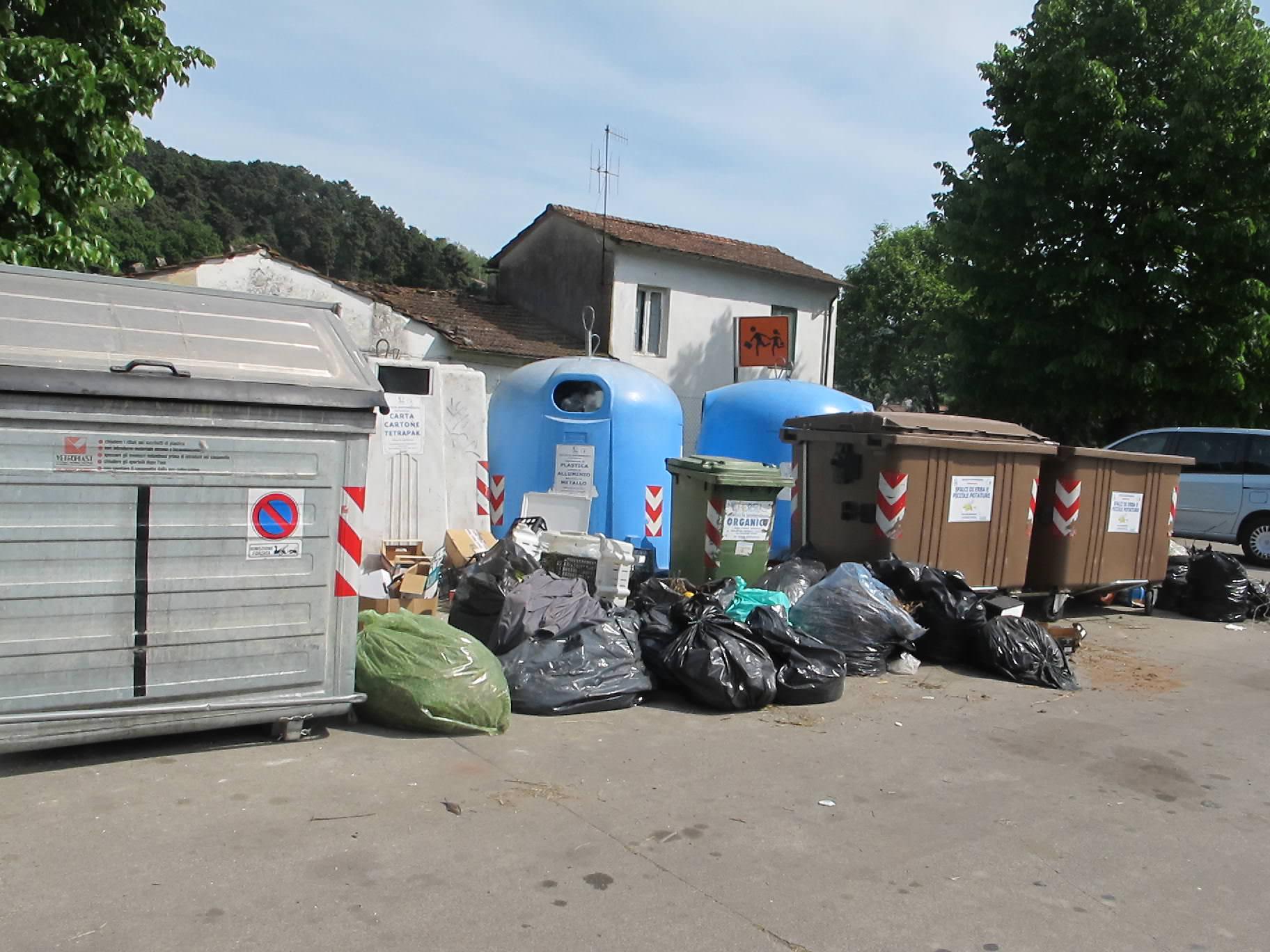 """Sea, Ersu: il Pd di Camaiore scende in campo sulla """"guerra"""" dei rifiuti"""