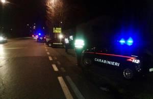 carabinieri furti nei negozi