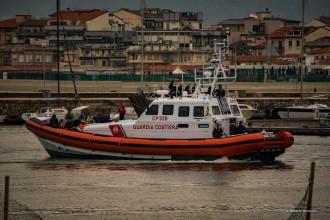 fermo pesca guardia costiera