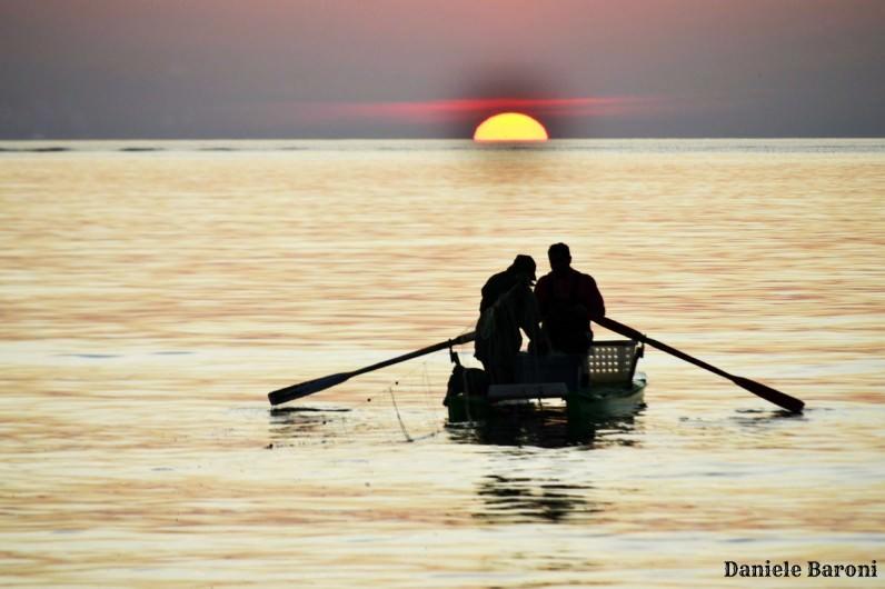 A remi al tramonto la foto del giorno - Botero uomo in bagno ...
