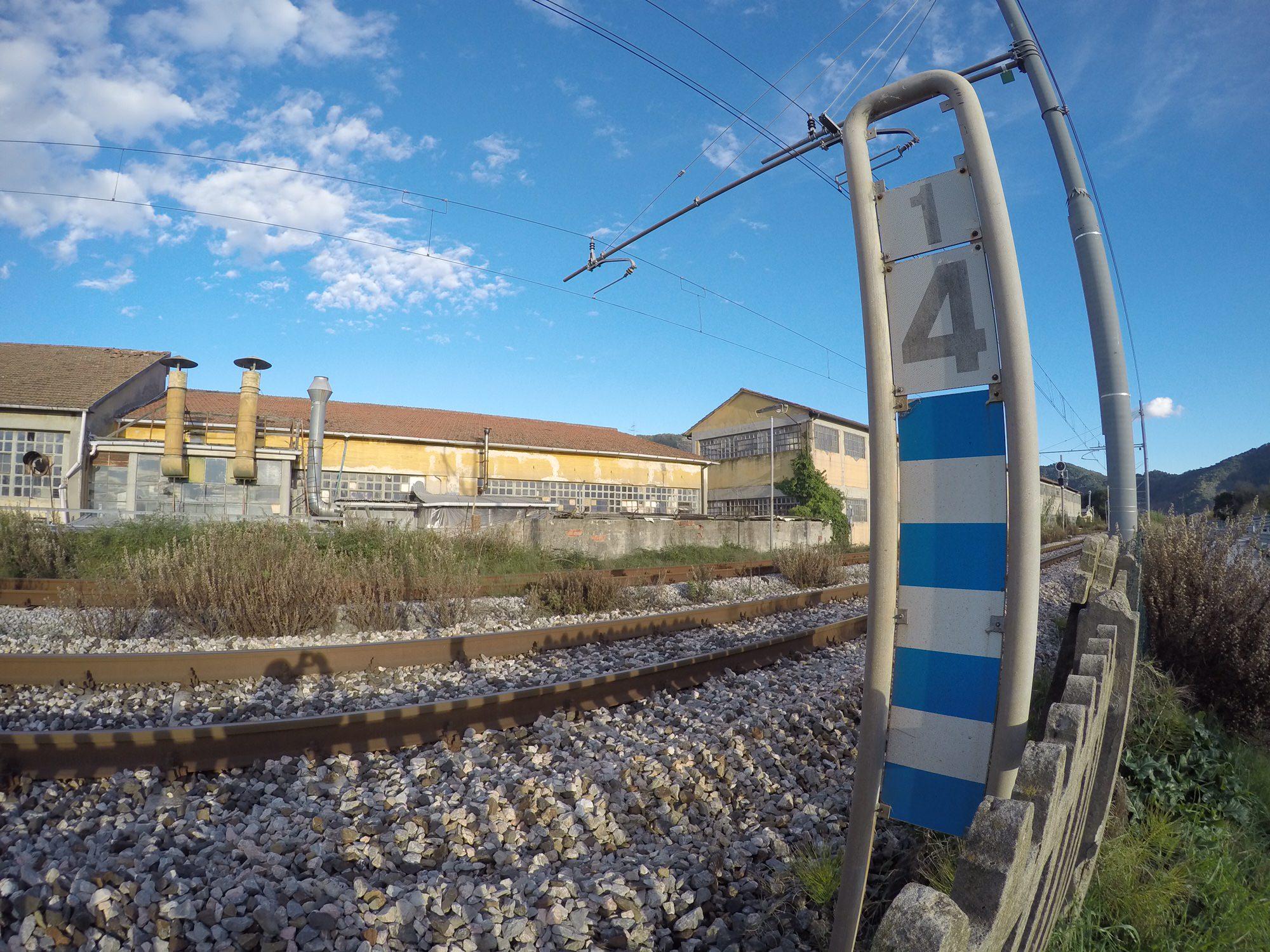 Guasto sulla Viareggio-Firenze, circolazione ferroviaria in tilt