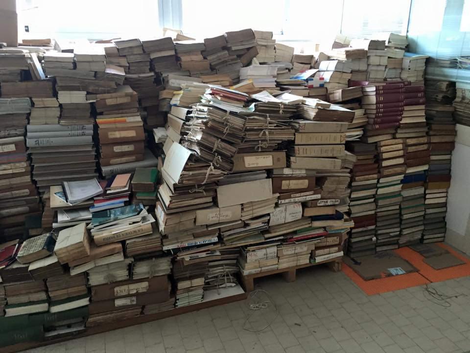 """""""Sui libri abbandonati avevamo ragione noi"""""""
