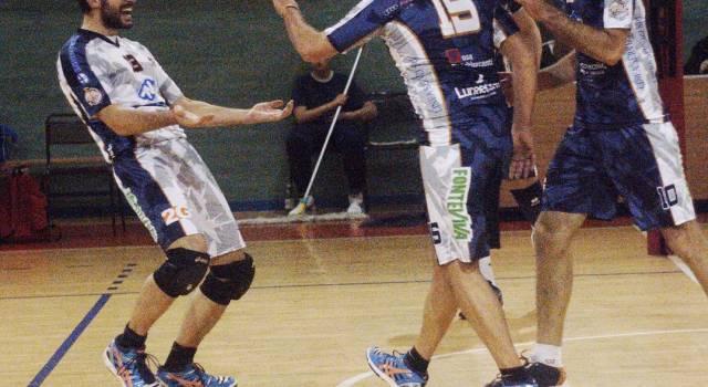 La Pallavolo Massa fa il suo dovere a Modena