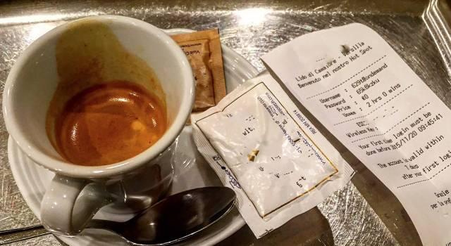 """""""L'aumento del caffè dipende da costi di gestione più alti"""""""