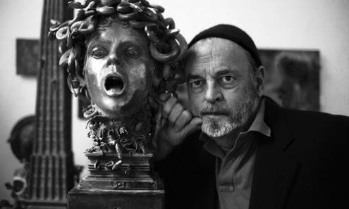Aperta a Pasquetta la mostra di Ivan Theimer a Villa Argentina