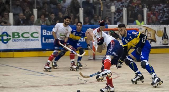 Hockey, il programma della seconda di ritorno