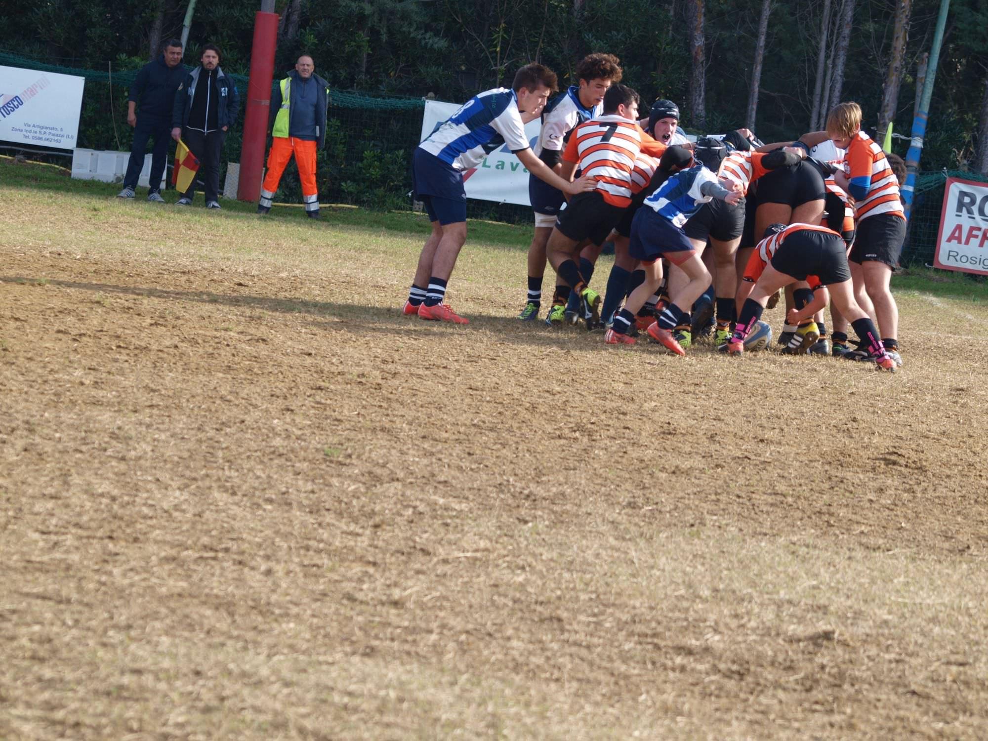 Doppio ko per il Rugby Union Versilia