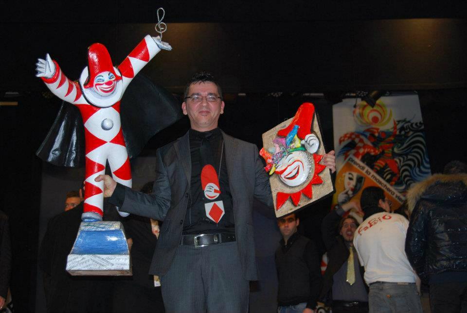 La storia del Festival di Burlamacco: 2012
