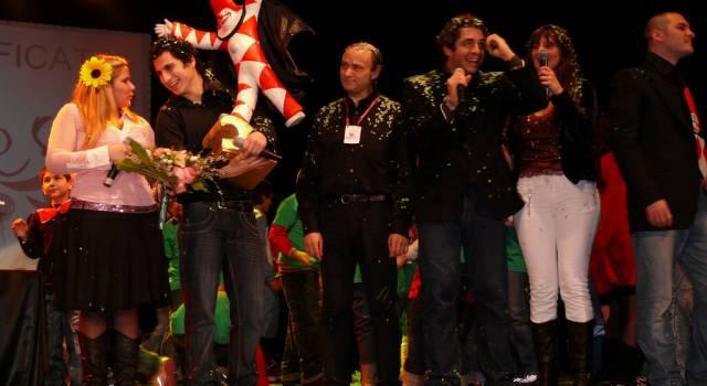 La storia del Festival di Burlamacco: 2007