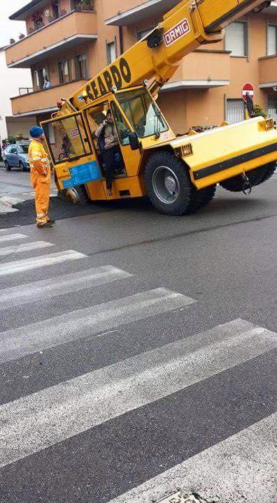 Al via i lavori di asfaltatura a Forte dei Marmi