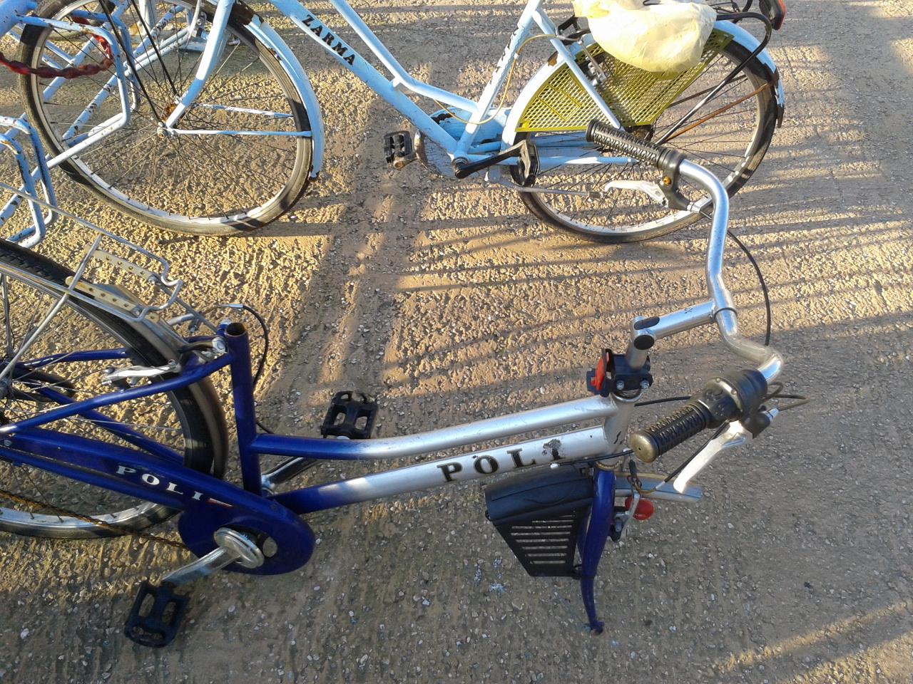 Arrestato ladro di biciclette