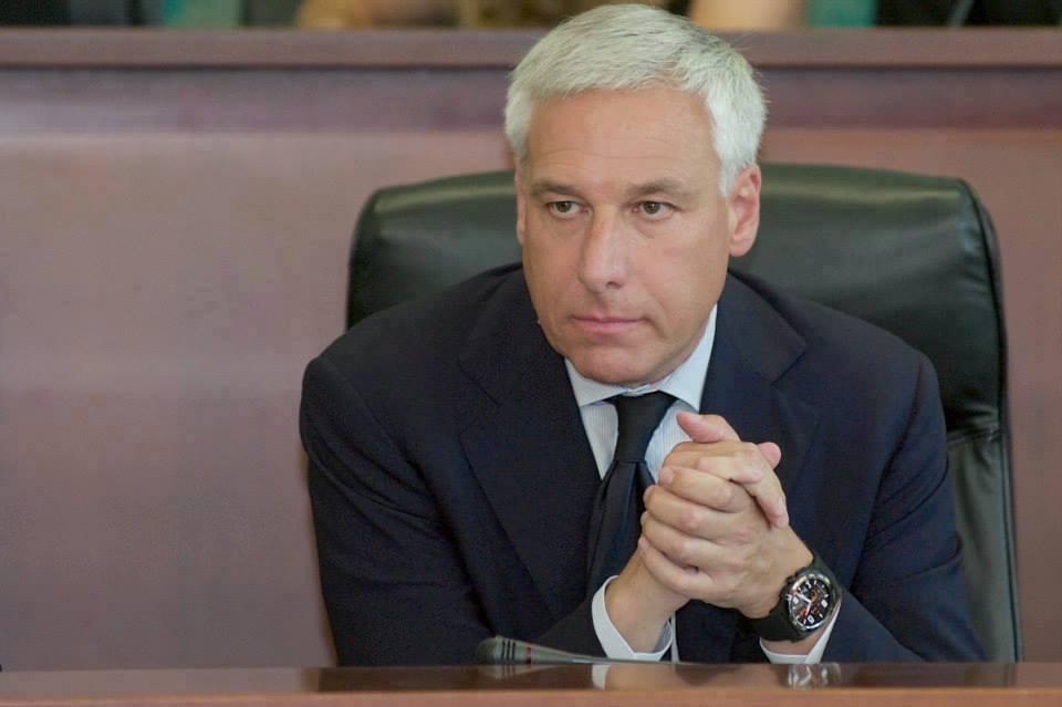 Cordoglio del sindaco Del Ghingaro per la scomparsa del senatore Pieraccini