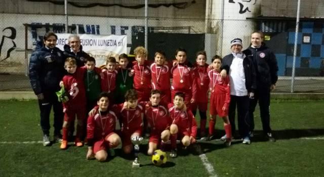 Lo Sporting Massarosa Academy vince il Torneo del Marmo