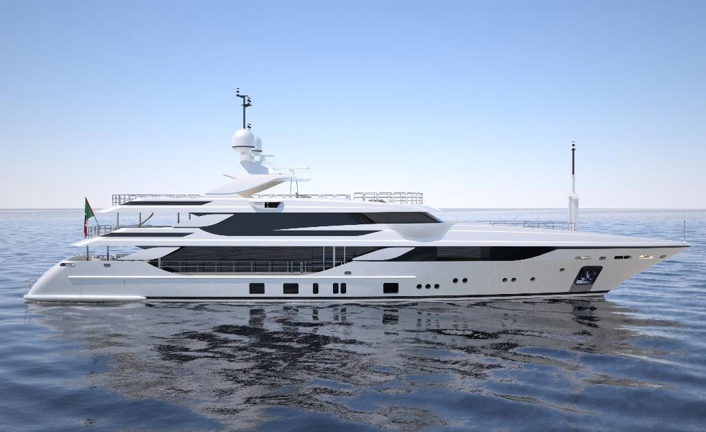 Parte con un successo il 2016 di Benetti con tre nuovi yacht
