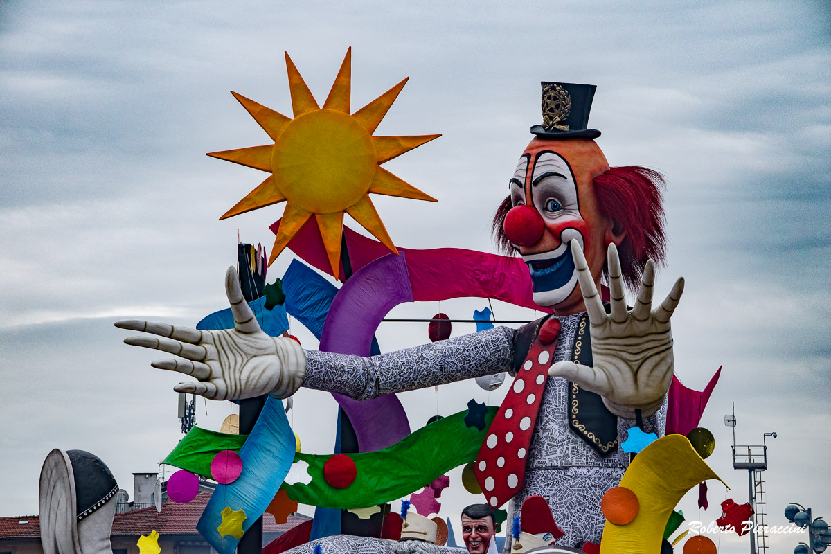 La diretta Rai al Carnevale vista da 2,5 milioni di italiani