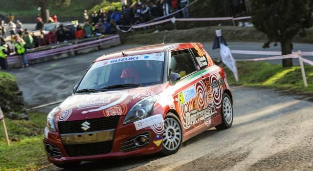 Debutto stagionale al Rally del Carnevale per Stefano Martinelli