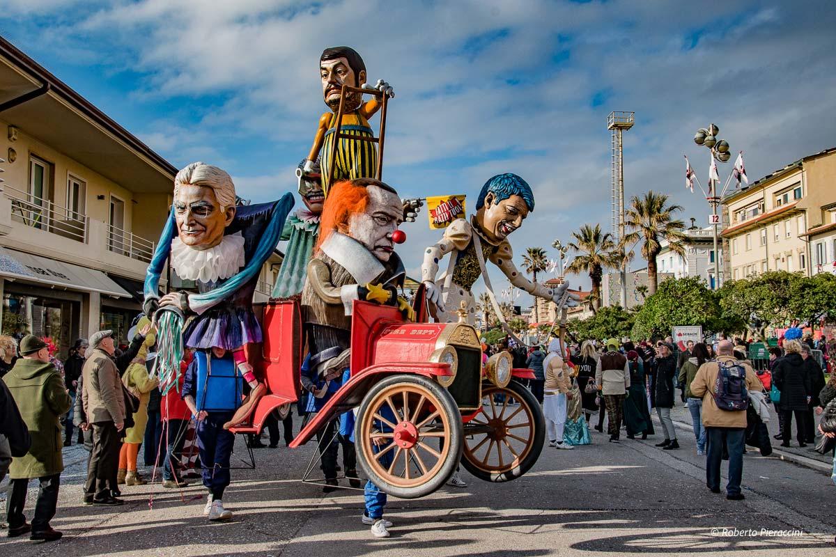 Carnevale 2016, i verdetti delle mascherate di gruppo