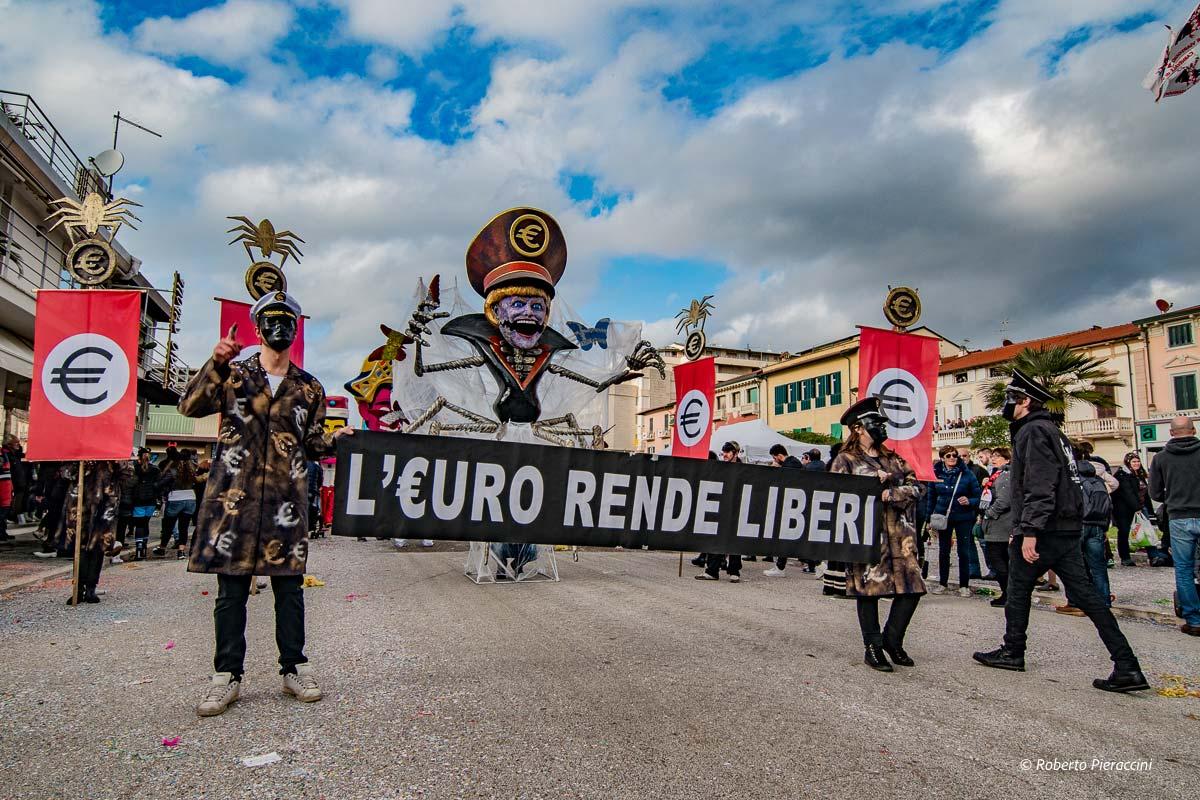 Carnevale di Viareggio, le classifiche della maschere isolate