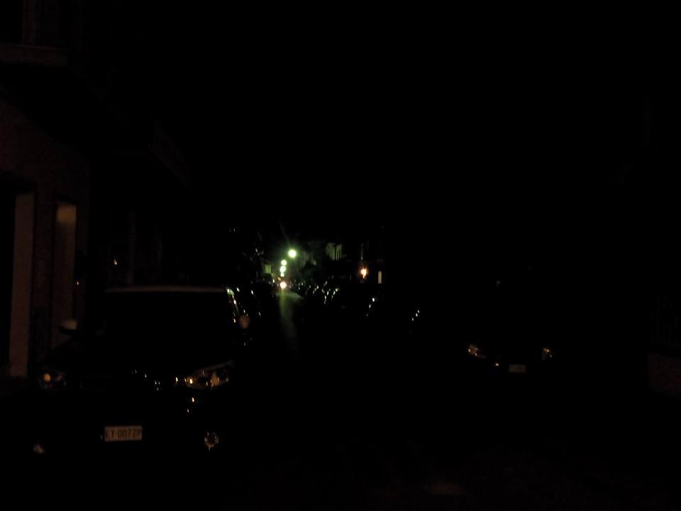 Molte strade di Viareggio al buio. E i ladri ne approfittano