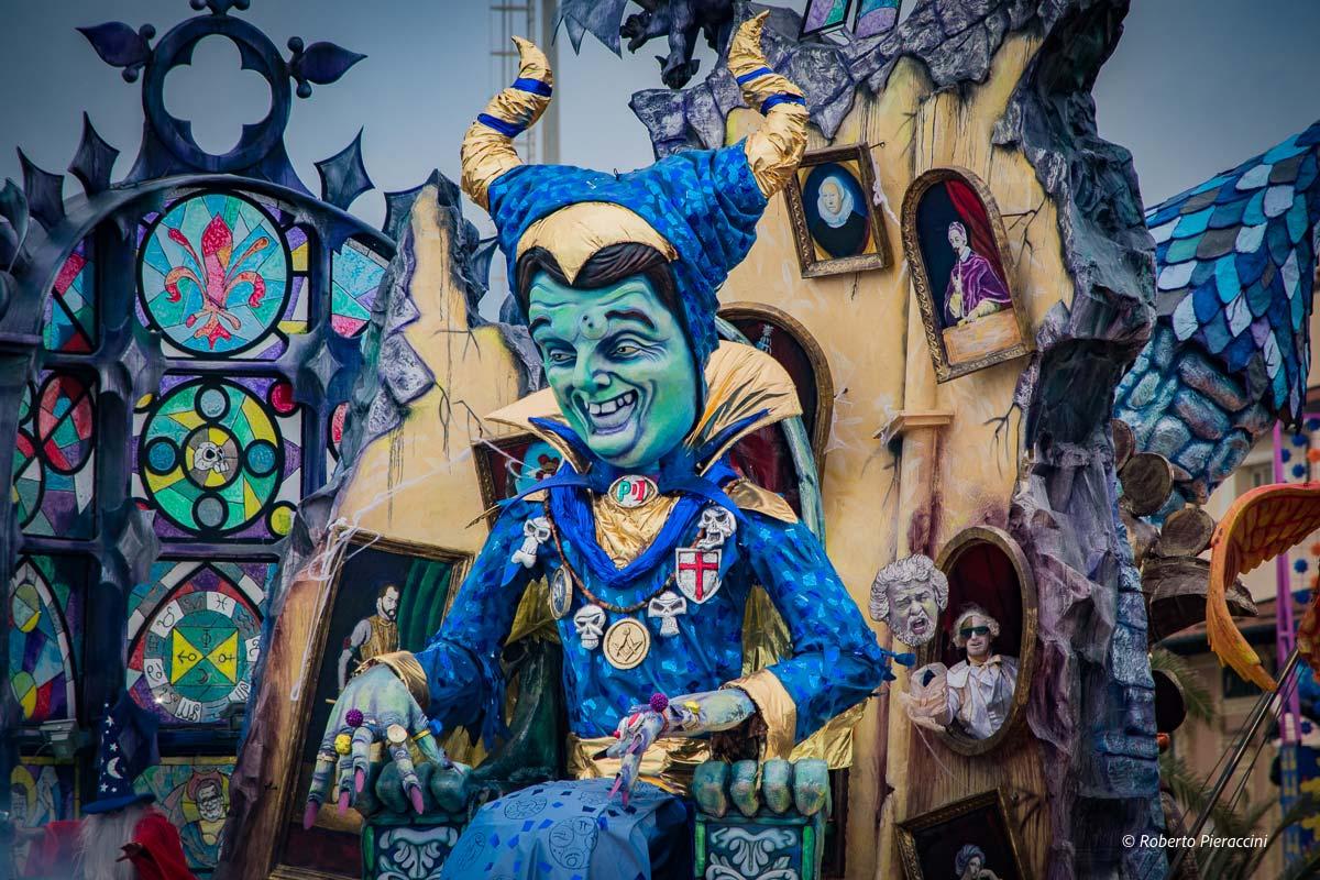 Carnevale 2016, le schede dei giurati dei carri piccoli