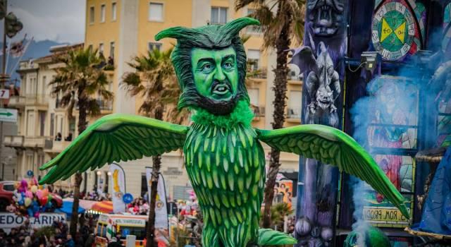 Carnevale di Viareggio, ecco il programma dell'ultimo corso
