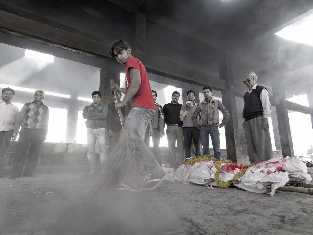 Scatti sul sacro. Giacomo Donati racconta la religiosità e la morte in India