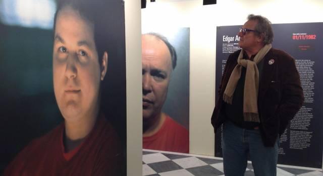 Inaugurata a Stazzema la mostra di Oliviero Toscani