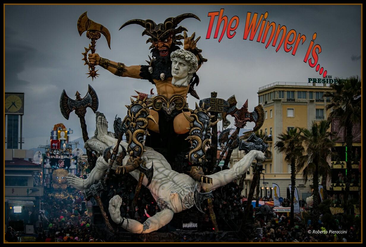 Vince Barbarians di Galli, ecco i verdetti del Carnevale 2016