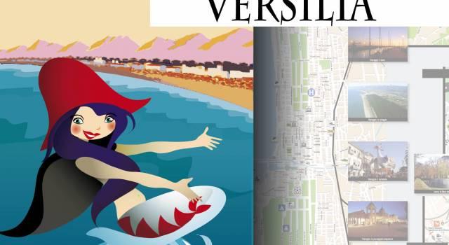 """""""Welcome to Versilia"""", ecco la nuova cartina turistica realizzata da Confesercenti"""