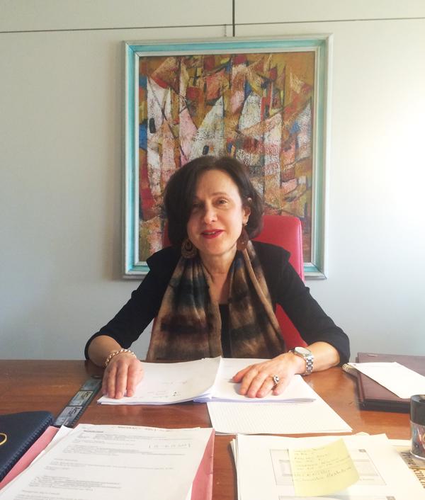Covid: in corso la Fase 2 per la rete ospedaliera aziendale. Bilancio e prospettive del Direttore Generale dell'Asl Maria Letizia Casani