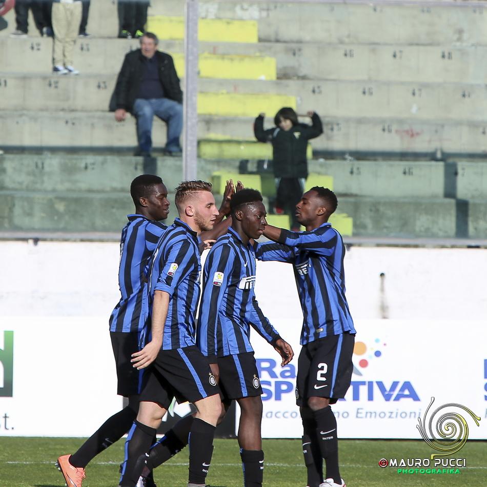 Viareggio Cup, l'Inter cala il poker al debutto