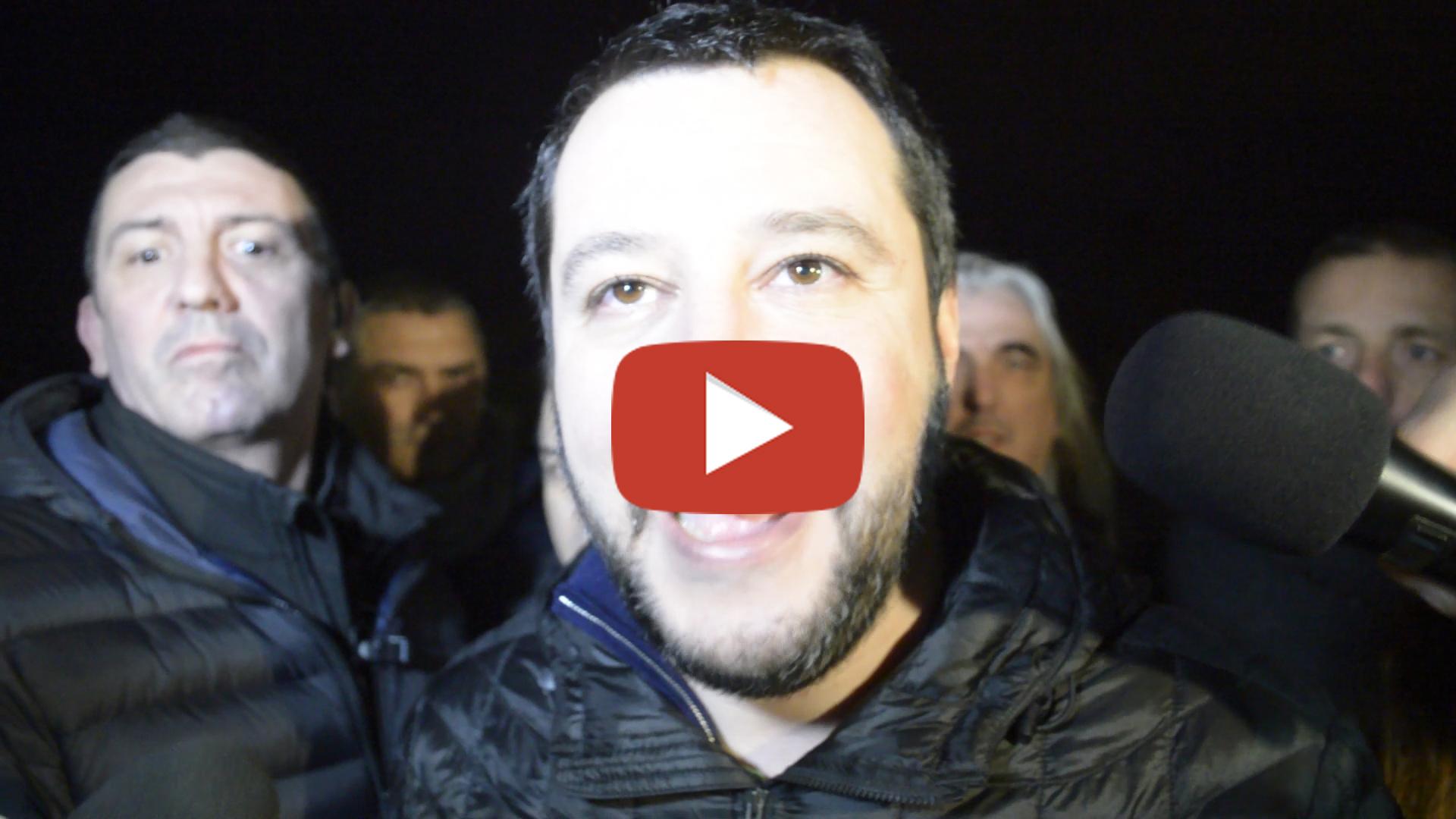 """Salvini in Cittadella, Vannucci non ci sta: """"Non accetto di fare il burattino per il potere"""""""