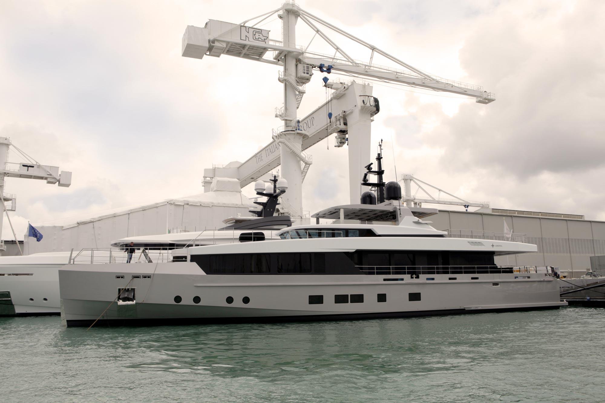 admiral yachts