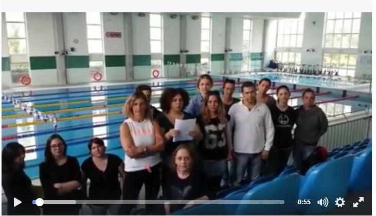 Tutti in comune per salvare la piscina nuoto politica - Piscina viareggio ...